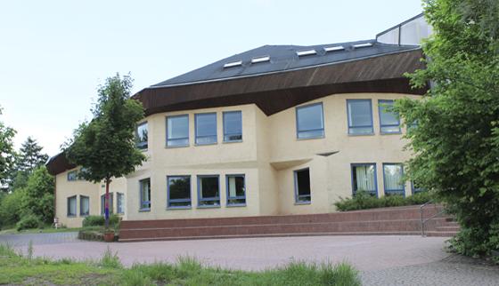 Geb ude gel nde freie waldorfschule trier - Anthroposophische architektur ...
